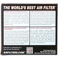 K&N do air-boxu, YA-0587 pro Yamaha YSR 50 (87-92) - Vzduchový filtr
