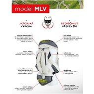 Hit-Air MLV Airbag Vesta LIMITED EDITION černo-bílá - L (XL-3XL) - Airbagová vesta
