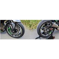 M-Style jednodílné polepy na kola YAMAHA MT-09 - Polepy na kolo