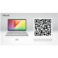 ASUS VivoBook S15 S533EA-BN240T Indie Black celokovový - Ultrabook