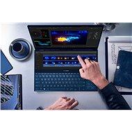 Asus Zenbook Pro Duo OLED UX581LV-H2001R Celestial Blue celokovový - Ultrabook