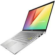 ASUS VivoBook S14 M433UA-EB247T Dreamy White kovový - Notebook