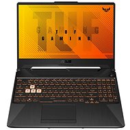 ASUS TUF Gaming F15 FX506LI-HN011T Bonfire Black  - Herní notebook
