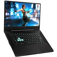 Asus TUF Gaming Dash F15 FX516PM-HN023T Eclipse Gray - Herní notebook