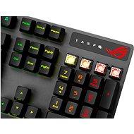 ASUS ROG STRIX SCOPE RX - US - Herní klávesnice
