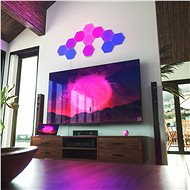 Nanoleaf Shapes Hexagons Starter Kit Mini 5 Panels - LED světlo