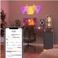Nanoleaf Shapes Triangles Starter Kit 15 Pack - LED světlo