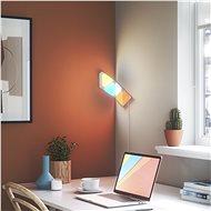 Nanoleaf Shapes Triangles Mini Starter Kit 5 Pack - LED světlo
