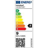 Nanoleaf Essentials Smart A19 Bulb,E27 - LED žárovka