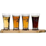 SAGAFORM Sklenice na pivo degustační Club Beer 5016697 - Sklenice na pivo