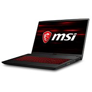 MSI GF75 Thin 10SER-493CZ kovový - Herní notebook