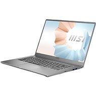 MSI Modern 15 A11SB-086CZ celokovový - Notebook