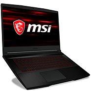 MSI GF63 Thin 10SCXR-409CZ kovový - Herní notebook