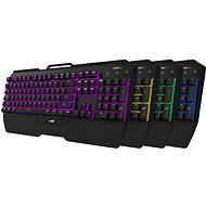 Niceboy ORYX K600 - CZ - Herní klávesnice