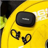 Niceboy HIVE Airsport - Bezdrátová sluchátka