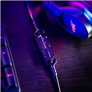 Niceboy ORYX X310 Ghost Console - Herní sluchátka