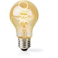 NEDIS Wi-Fi chytrá žárovka E27 WIFILT10GDA60 - Žárovka
