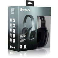 NGS Arctica Sloth šedý - Bezdrátová sluchátka