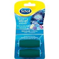 SCHOLL Velvet Smooth Rotační hlavice Jemně drsná s mořskými minerály 2 ks - Náhradní hlavice