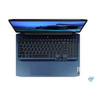 Lenovo IdeaPad Gaming 3 15IMH05 Chameleon Blue - Herní notebook