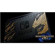 Nintendo Switch Monster Hunter Rise Edition - Herní konzole