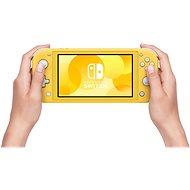 Nintendo Switch Lite - Yellow - Herní konzole