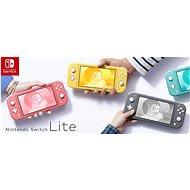 Nintendo Switch Lite - Coral - Herní konzole