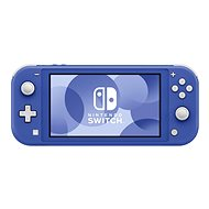 Nintendo Switch Lite - Blue - Herní konzole