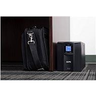 APC Smart-UPS C 1000VA LCD - Záložní zdroj