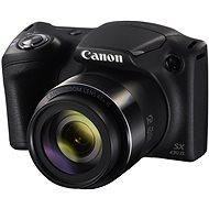 Canon PowerShot SX430 IS černý - Digitální fotoaparát