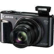 Canon PowerShot SX720 HS černý - Digitální fotoaparát