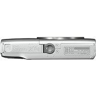 Canon IXUS 185 stříbrný - Digitální fotoaparát