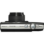 Canon IXUS 190 černý - Digitální fotoaparát