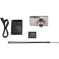 Canon IXUS 285 HS stříbrný - Digitální fotoaparát