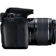 Canon EOS 2000D + EF-S 18-55 mm f/3.5-5.6 IS II Value Up Kit - Digitální fotoaparát