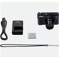 Canon PowerShot SX740 HS černý - Digitální fotoaparát