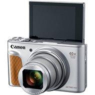 Canon PowerShot SX740 HS stříbrný - Digitální fotoaparát