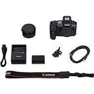Canon EOS R tělo + EF-EOS R adaptér - Digitální fotoaparát