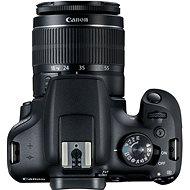 Canon EOS 2000D + EF-S 18-55 mm f/3,5-5,6 DC III Value Up Kit - Digitální fotoaparát