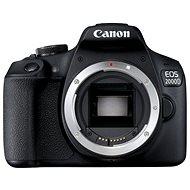 Canon EOS 2000D + EF-S 18-55 mm f/3,5-5,6 DC III + EF 75-300 mm f/4-5.6 III - Digitální fotoaparát