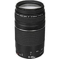 Canon EF 75-300mm f/4.0 - 5.6 III Zoom - Objektiv