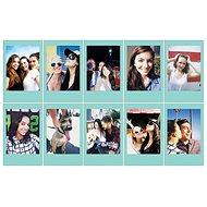 Fujifilm Instax mini blue Frame film na 10ks fotek - Fotopapír