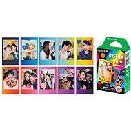 Fujifilm Instax mini Rainbow WW1 - Fotopapír