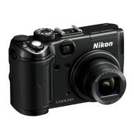 Nikon COOLPIX P6000 černý - Digitální fotoaparát