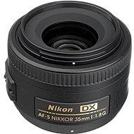 NIKKOR 35mm f/1.8 AF-S DX - Objektiv