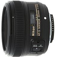 NIKKOR 50mm f/1.8G AF-S - Objektiv