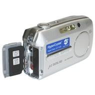 Digitální fotoaparát Olympus [mju:] 800 Digital stříbrný - Digitální fotoaparát