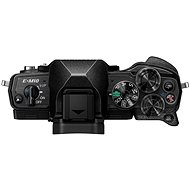 Olympus OM-D E-M10 Mark IV tělo černý - Digitální fotoaparát