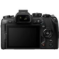 Olympus E-M1 Mark II černý + M.Zuiko ED 12-45 mm PRO - Digitální fotoaparát