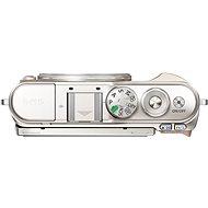 Olympus PEN E-PL10 tělo, hnědý - Digitální fotoaparát